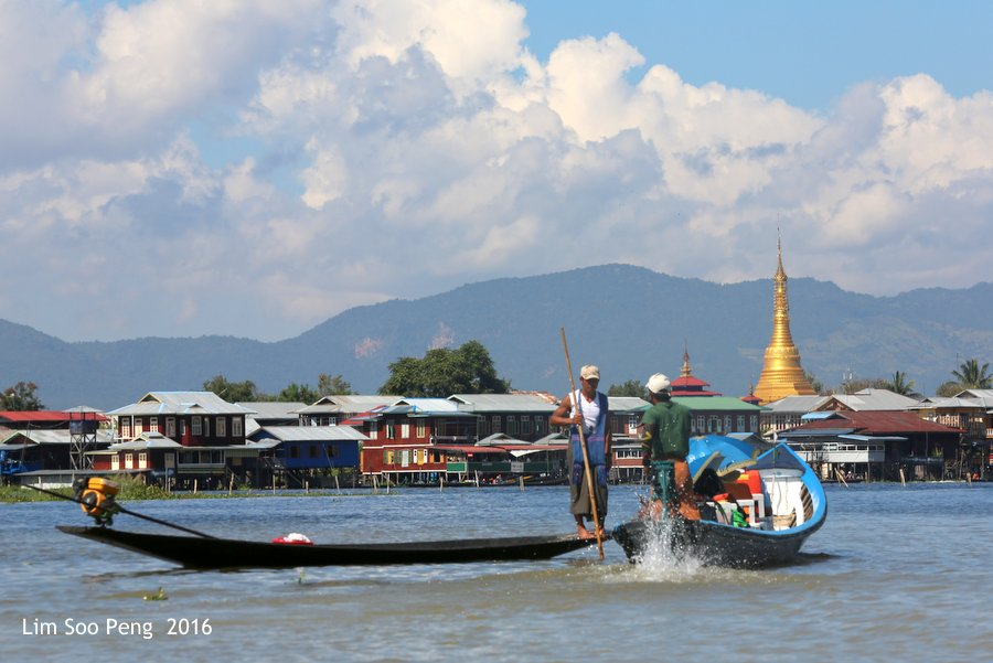 Day 4.7 - Our Burma Tour ~ Water Tour of Inle Lake