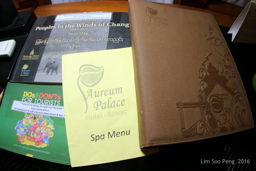 The Aureum Palace Resort and Spa of Inle Lake, Myanmar ~ Part 2