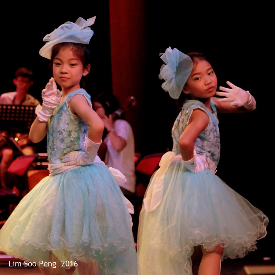 The Little Dancers ~ Take 1