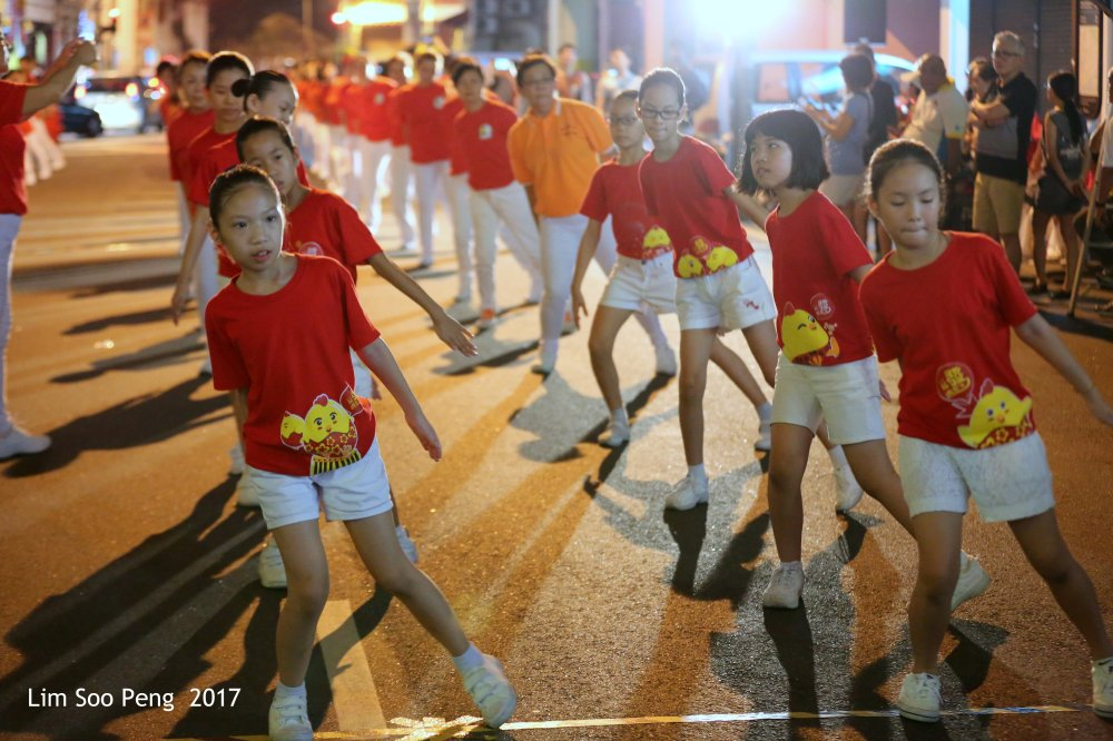 Chinese New Year Festival 2017 in Penang