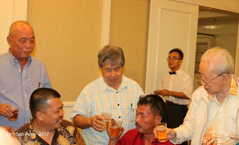 Hok Tek Tong Visit to Poh Hock Seah on 24.02.2017