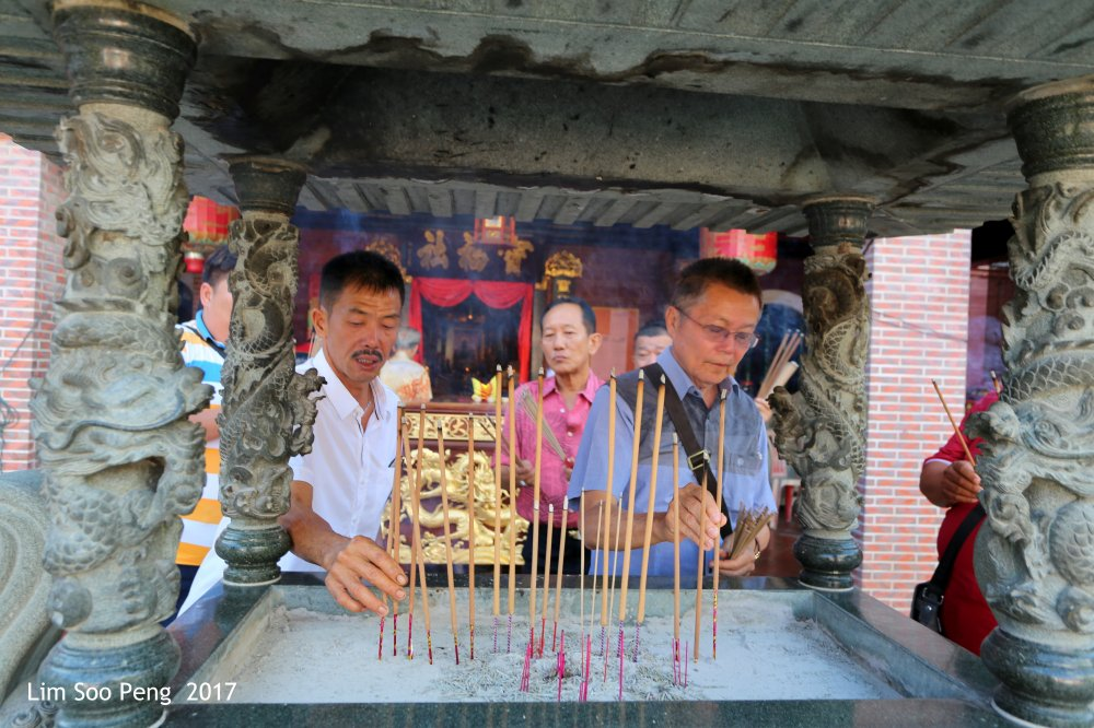 Hok Tek Tong Visit to Poh Hock Seah on Saturday, 25.02.2017 ~ Part 2